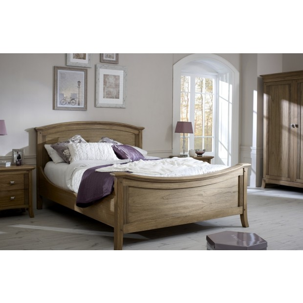 Melia Ash Exotic Wood Bedroom Furniture